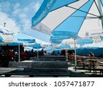 lenggries  germany   august... | Shutterstock . vector #1057471877
