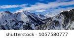 maroon bells  aspen  colorado...   Shutterstock . vector #1057580777