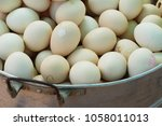 steamed eggs is delicious    Shutterstock . vector #1058011013