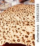 Small photo of Passover matzah 1