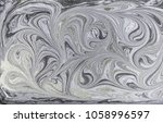 marble abstract acrylic... | Shutterstock . vector #1058996597