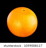 fresh orange fruit isolated...   Shutterstock . vector #1059008117