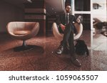 young successful man...   Shutterstock . vector #1059065507