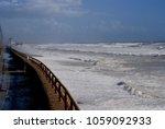 sea landscape in salerno  south ... | Shutterstock . vector #1059092933