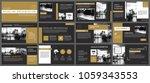 black gold presentation...