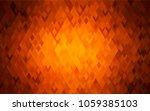 dark orange vector background...   Shutterstock .eps vector #1059385103
