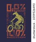 no emission unicorn head... | Shutterstock .eps vector #1059526493
