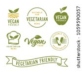 suitable for vegetarian. vegan...   Shutterstock .eps vector #1059590057
