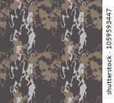 unusual ufo camouflage  ...   Shutterstock .eps vector #1059593447
