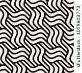 vector seamless pattern.... | Shutterstock .eps vector #1059603773