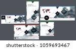 social media cover header... | Shutterstock .eps vector #1059693467