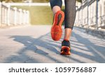low angle rear portrait of... | Shutterstock . vector #1059756887