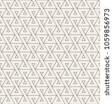 vector seamless pattern. modern ... | Shutterstock .eps vector #1059856973