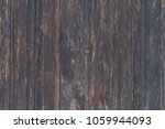 texture of ebony  old boards ... | Shutterstock . vector #1059944093