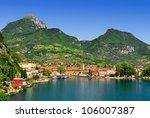 The City Of Riva Del Garda ...