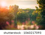 natural morning light in... | Shutterstock . vector #1060217093