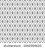 seamless diamonds pattern.... | Shutterstock .eps vector #1060304633