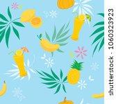 illustration vector of summer...   Shutterstock .eps vector #1060323923
