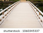 Japanese Wooden Bridge
