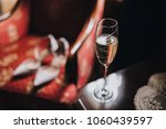 in the room on table there are... | Shutterstock . vector #1060439597