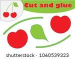 cherry in cartoon style ...   Shutterstock .eps vector #1060539323