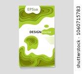 vector abstract banners | Shutterstock .eps vector #1060715783