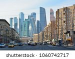 moscow  russia   march 17  2018.... | Shutterstock . vector #1060742717