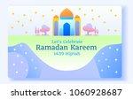 ramadan kareem. vector...