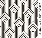 vector seamless pattern. modern ...   Shutterstock .eps vector #1061063327