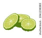 bergamot cartoon vector. free... | Shutterstock .eps vector #1061238383