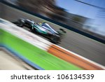 VALENCIA, SPAIN - JUNE 24: Nico Rosberg in the Formula 1 Grand Prix of Europe, Valencia Street Circuit. Spain on June 24, 2012 - stock photo