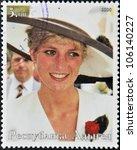 Abkhazia   Circa 2000  A Stamp...