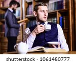 british elite or aristocrats... | Shutterstock . vector #1061480777