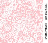 gentle white abstract multiple...   Shutterstock .eps vector #1061525333