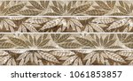marble wall and floor for...   Shutterstock . vector #1061853857