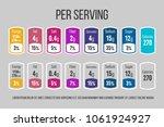 creative vector illustration of ... | Shutterstock .eps vector #1061924927