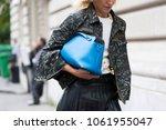 paris september 27  2017.... | Shutterstock . vector #1061955047