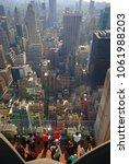 midtown  new york  ny | Shutterstock . vector #1061988203