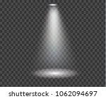 white glowing transparent... | Shutterstock .eps vector #1062094697