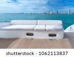 white sofa set on a luxury...   Shutterstock . vector #1062113837