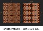 laser cutting interior set....   Shutterstock .eps vector #1062121133
