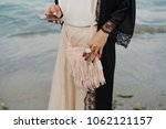 beautiful young girl with a...   Shutterstock . vector #1062121157
