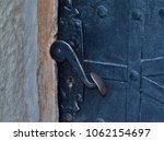 the old doorknob   Shutterstock . vector #1062154697