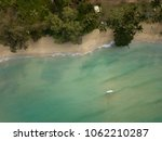 aerial view from a drone of... | Shutterstock . vector #1062210287