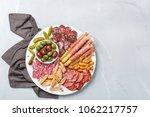 still life  food and drink ... | Shutterstock . vector #1062217757