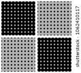 tile black and grey pattern set   Shutterstock . vector #1062410117