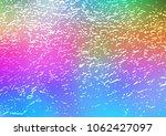light multicolor  rainbow... | Shutterstock .eps vector #1062427097