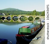 Graiguenamanagh, County Kilkenny, Ireland - stock photo