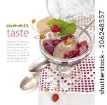 homemade jam | Shutterstock . vector #106248557