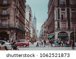 mexico city   june 06  2016 ... | Shutterstock . vector #1062521873